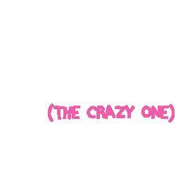 Bridesmaid The Crazy One