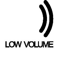 Low Volume Kills Music