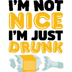 I'm Just Drunk