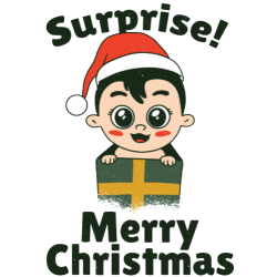 Surprise! Merry Christmas