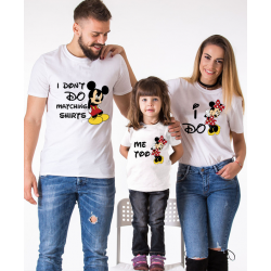 "Set tricouri familie ""Matching shirts"""