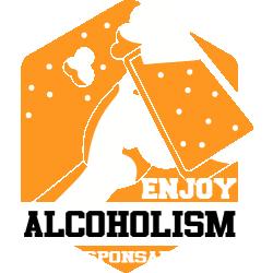 Enjoy Alcoholism Responsibly