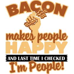 Bacon Makes People Happy