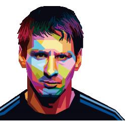Tricou Lionel Messi