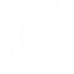 Doctor By Day Gamer By Night