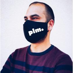 "Masca personalizata ""Plm"""