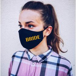 """Masca personalizata """"Bride"""""""