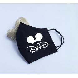 "Masca personalizata ""Dad"""