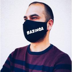 """Masca personalizata """"Bazinga"""""""