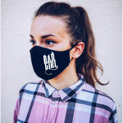 "Masca personalizata ""Bad girl"""
