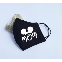 """Masca personalizata """"Mom"""""""