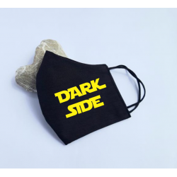 "Masca personalizata ""Dark Side"""