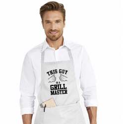 Sort de bucatarie personalizat - This guy is a grill master