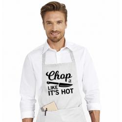Sort de bucatarie personalizat - Chop it like it's hot