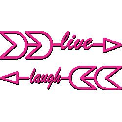 Live Laugh