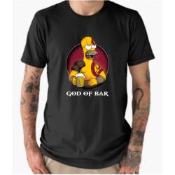 Tricou - Bye Bye Burlacie, 2XL, alb