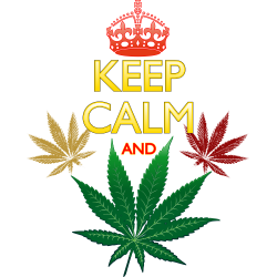 Keep calm and smoke