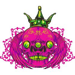 3 Eyed Skull