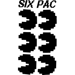 Six Pac(Man)