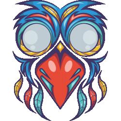 Bird Mask