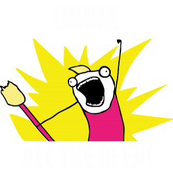 Drink All The Beer