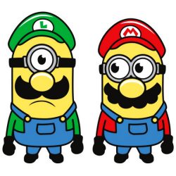 Super Minion Bros