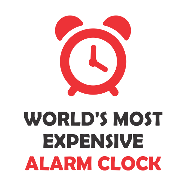 "Body bebelus ""Alarm Clock"""