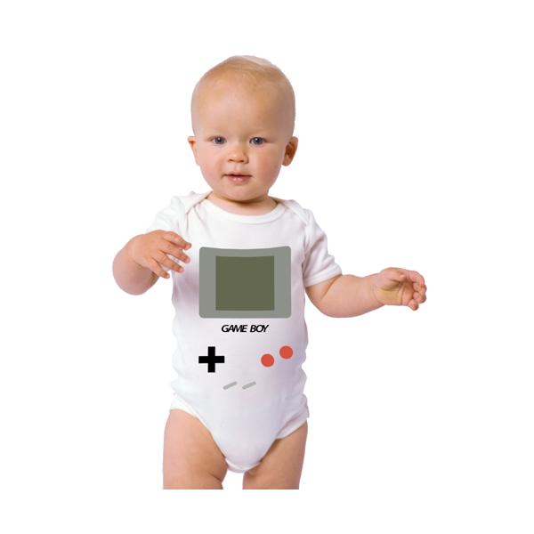 """Body bebelus """"Game Boy"""""""