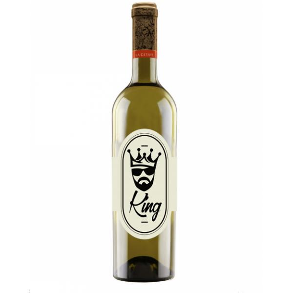 "Vin ""La Cetate"" Personalizat - ""King"""