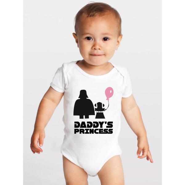 "Body bebelus ""Daddy's Princess"""