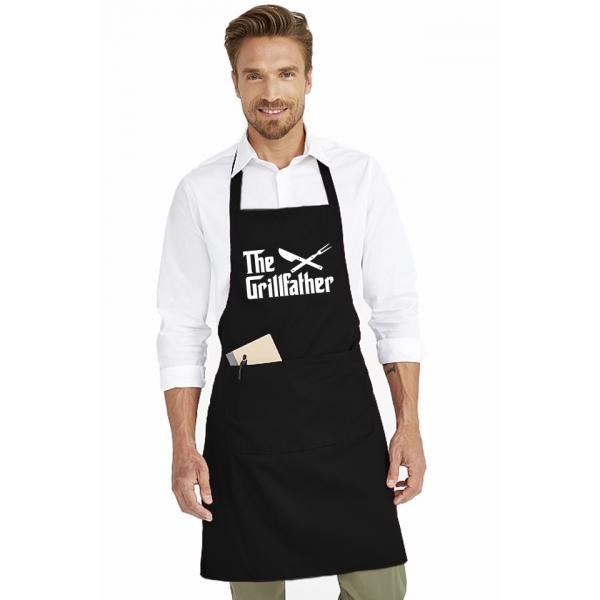 Sort de bucatarie personalizat - The Grillfather