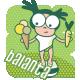 "Body bebelus cu zodie ""Balanta"""